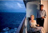 Repositioning Cruise Balcony