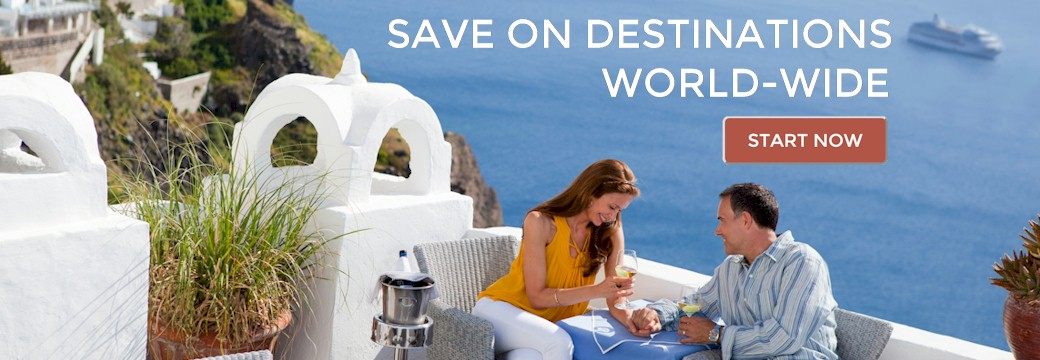 Regent Cruises - Save on Destinations