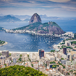 Regent Seven Seas Cruises Free Land Program - A Passion for Rio