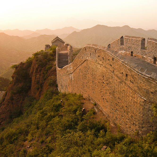 Regent Seven Seas Cruises Free Land Program - Shanghai and the Great Wall