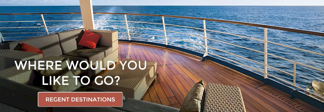 Regent Seven Seas Cruises Destinations